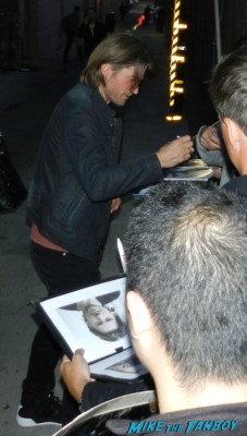 Nikolaj Coster-Waldau hot signing autographs game of thrones hot sexy star rare promo