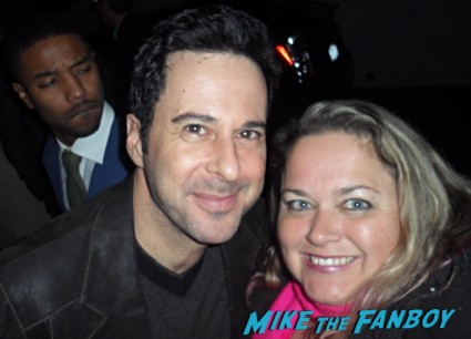 jonathan silverman fan photo signing autographs for fans rare the single guy weekend at bernie's