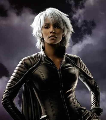 Halle Berry as storm x-men days of future past press promo still hot rare