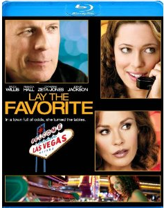 lay the favorite blu ray combo pack press key art promo still hot rare bruce willis rebecca hall