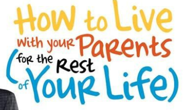 How to live with your parents for the rest of your life logo elizabeth perkins sarah chalke brad garrett