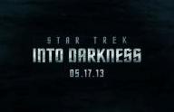 Star trek into darkness logo movie poster new uss enterprise submerged rising alien ocean rare promo hot