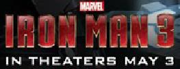 Iron Man 3 rare logo promo press release hot sexy iron man suit rare
