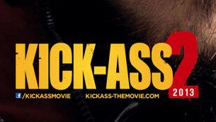 Kick-Ass 2 logo rare promo movie poster rare hot hit girl rare directed by Jeff Wadlow and stars Aaron Taylor-Johnson, Chloë Grace Moretz, Christopher Mintz-Plasse, Morris Chestnut, John Leguizamo, Donald Faison and Jim Carrey