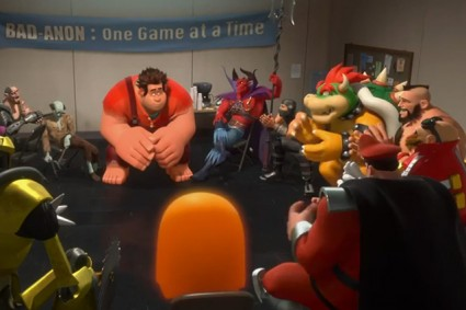 Wreck-It-Ralph-game video game rare promo Walt Disney's wreck it ralph title logo rare promo hot  Wreck-it-Ralph-Games-coming-only-to-Nintendo-Consoles