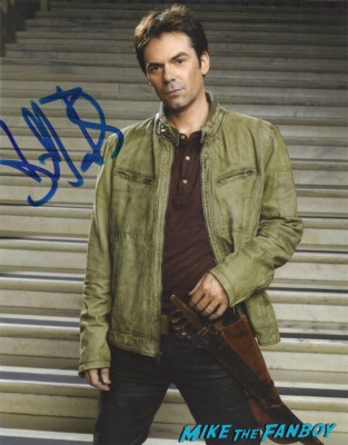 billy burke signed autograph photo revolution star hot rare promo photo