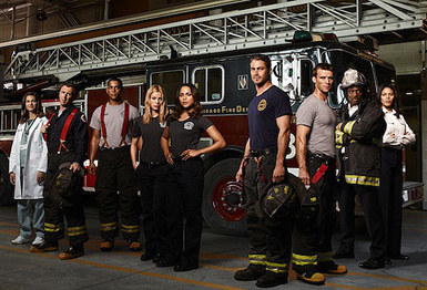 chicago fire cast photo rare promo poster hot sexy firefighters rare terry kinnery terry kinney Chicago Fire logo nbc series hot sexy shirtless men rare firefighters rare promo