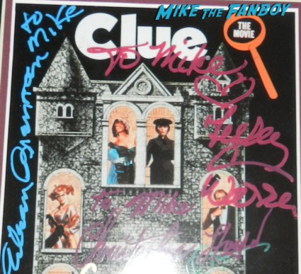 clue the movie signed autograph movie poster michael mckean tim curry lesley ann warren christopher lloyd signed autograph clue the movie poster 046 christopher lloyd signed autograph clue the movie poster 043clue the movie signed autograph movie poster michael mckean tim curry lesley ann warren christopher lloyd signed autograph clue the movie poster 046 clue the movie signed autograph movie poster michael mckean tim curry lesley ann warren christopher lloyd signed autograph clue the movie poster 046