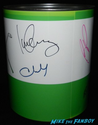 cougar town penny can cast signed autograph courteney cox busy phillips brian van holt