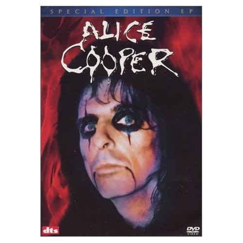 alice cooper rare promo dvd cover art rare photo shoot promo