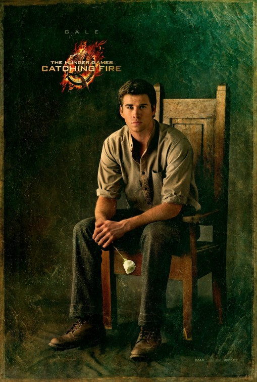liam hemsworth hunger games catching fire capital city portrait movie poster promo rare hunger_games_catching_fire_ver14