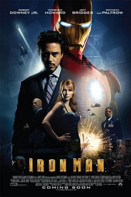 iron man terrence howard rare promo movie poster iron man movie poster one sheet hot war machine