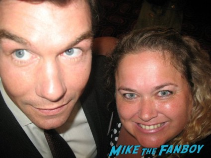 jerry o'connell fan photo signing autographs for fans rare promo hot sexy stand by me star