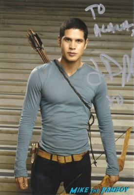 JD Pardo signed autograph hot sexy photo revolution star sexy hot