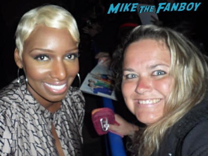 nene_leakes an photo signing autographs for fans rare promo paleyfest the new normal rare
