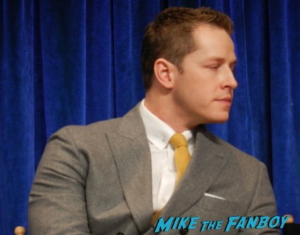 josh dallas at the once upon a time paleyfest 2013 panel ginnifer goodwin hot 024