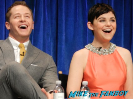 josh dallas ginnifer goodwin  at the once upon a time paleyfest 2013 panel ginnifer goodwin hot 024