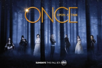 once_upon_a_time once upon a time rare logo one sheet movie poster promo rare the hope abc