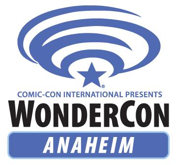 Wondercon anaheim logo rare promo san diego comic con 2013