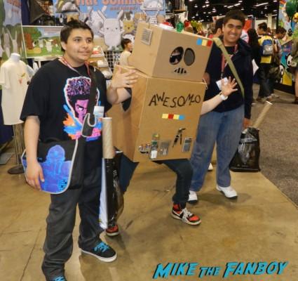 wondercon 2013 cosplay costumes convention floor rare 064