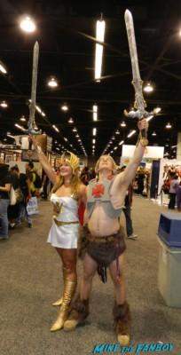wondercon 2013 cosplay costumes convention floor rare 083
