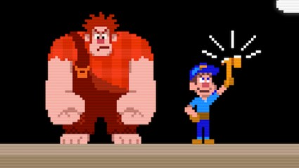 Wreck-It-Ralph-game video game rare promo Walt Disney's wreck it ralph title logo rare promo hot  Wreck-it-Ralph-Games-coming-only-to-Nintendo-Consoles wreck-it-ralph-game-coming-from-activision-and-disney-interactive