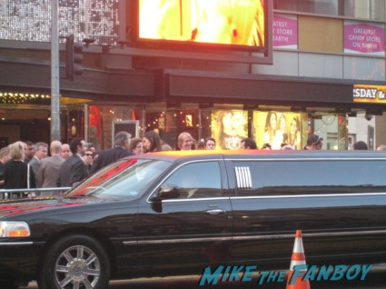 michael bay arriving at the pain and gain movie premiere with marky mark wahlberg signed autograph rare promo hot