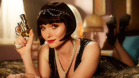 Essie Davis in Miss Fisher's Murder Mysteries promo photo still hot sexy rare