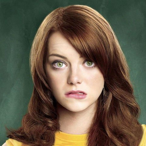 emma stone rare easy a promo poster logo hot rare easy a promo movie poster promo
