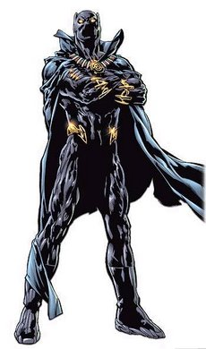 black panther logo black panther comic book character marvel comics rare illustration