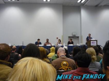 Buffy Panel at wondercon 2013 Crime Fiction panel at wondercon 2013 Crime Fiction with authors Stephen Blackmoore, Dana Cameron and Gary Phillips