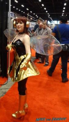 c2e2 cosplayers 2013 the wasp marvel avenger 2 rare promo