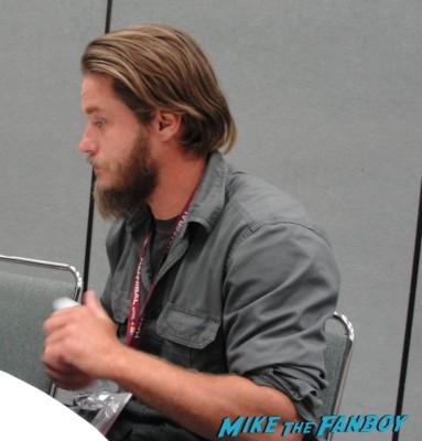Ragnar Lothbrok himself, Mr. Travis Fimmel vikings promo press still rare hot promo