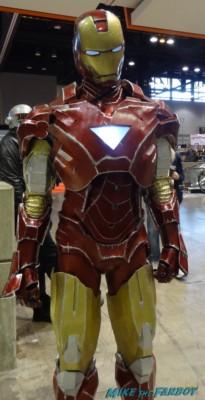 c2e2 cosplayers 2013 iron man tony stark rare the avengers costume cosplay