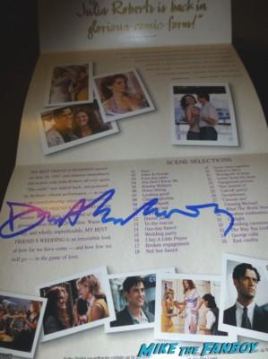 Dermot Mulroney signing autographs for fans fan photo signing autographs for fans