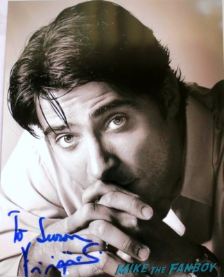 Goran Visnjic signed autograph photo rare hot sexy e/r star rare promo rare the deep end rare movie poster promo