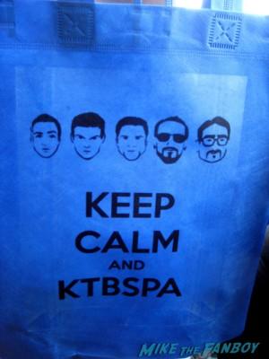 backstreet boys self made bag rare promo