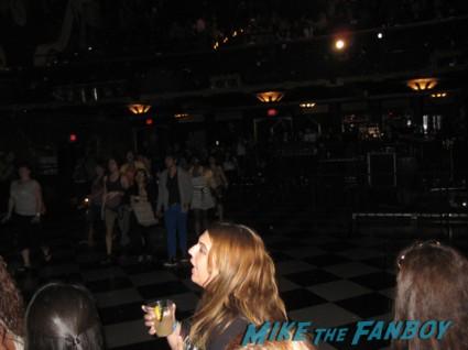 the cowd of girl Backstreet boys 20 year fan celebration rare promo hot fonda theater marquee rare