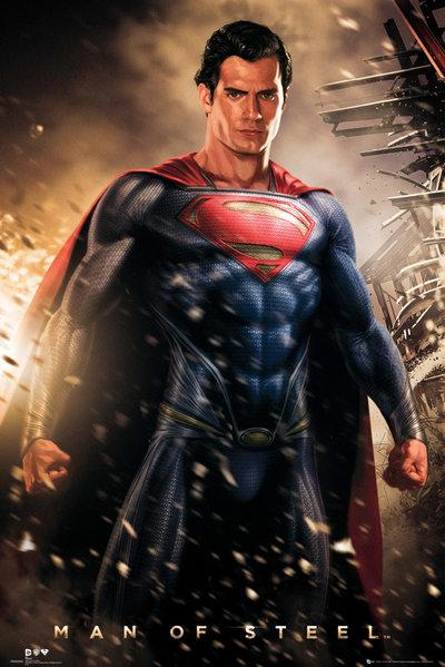 man of steel promo movie poster superman rare henry cavill hot sexy rare promo photo shoot hot sex rare  Man-of-Steel-Epic-Poster-Official