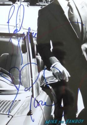 Pierce Brosnan autograph signed photo rare james bond 007 rare hot remington steele