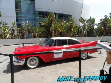 car promo prop replica days of the dead convention rare promo los angeles convention center