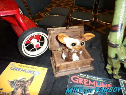 gizmo gremlins promo prop replica days of the dead convention rare promo los angeles convention center