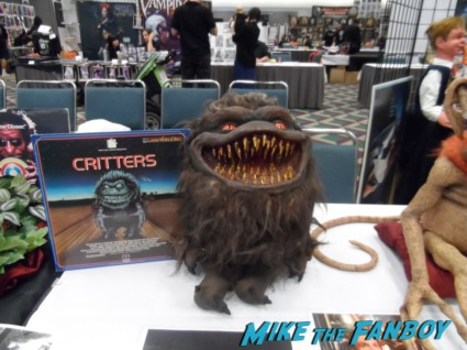 critters promo prop replica days of the dead convention rare promo los angeles convention center