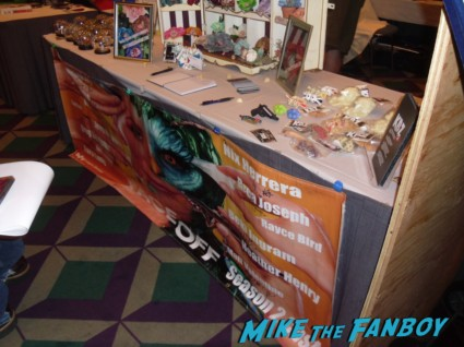 The Face Off Booth at Days of the dead 2013