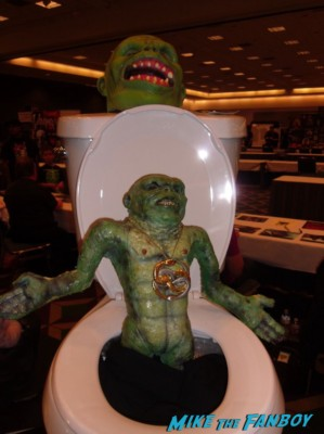 ghoulies promo prop replica days of the dead convention rare promo los angeles convention center