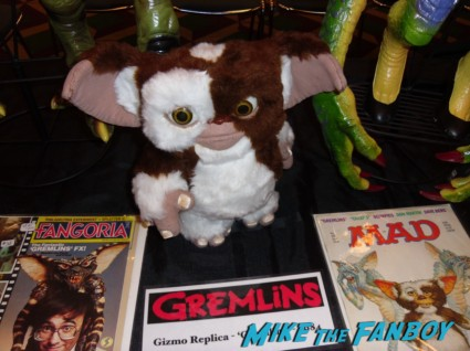 gremlins rare prop replica days of the dead convention rare promo los angeles convention center