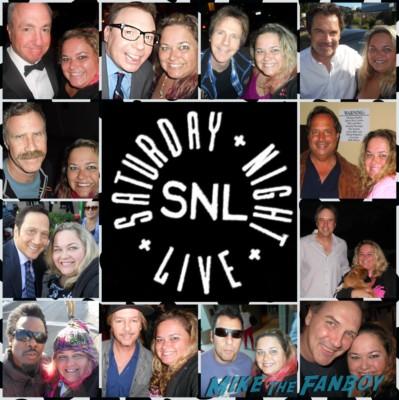 SNL Fan photos rare promo hot mike myers will ferrell dana carvey rare promo dennie miller