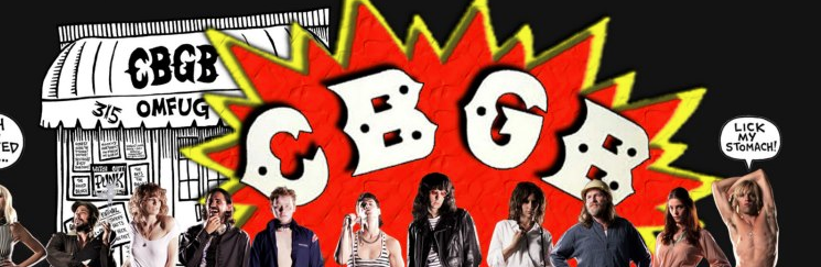 CBGB one sheet uk quad movie poster CBGB rare promo poster movie one sheet rare malin akerman blondie debbie harry