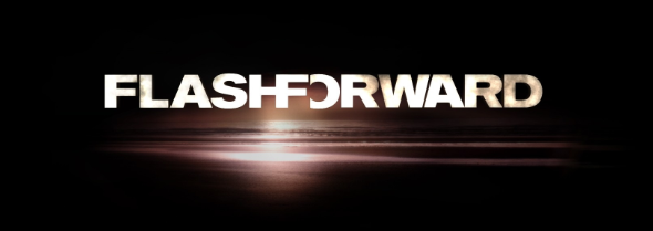 Flashforward logo rare flashforward poster rare promo abc Flashforward cast photo rare abc series dominin monahan courtney b vance john cho
