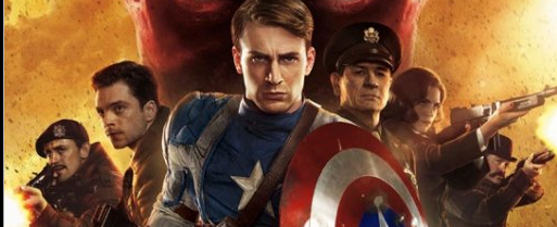 Captain America The Winter Soldier rare promo photo chis evans hot sexy rare
